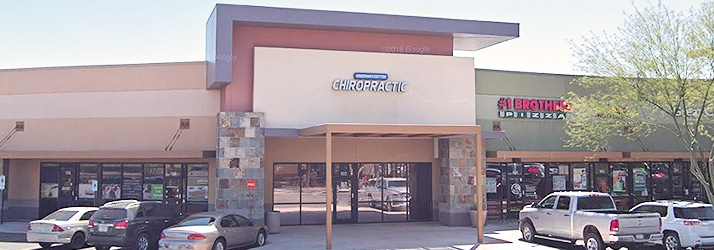 Chiropractic Surprise AZ Office Building