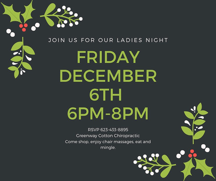 Join Us for Our Ladies Night Event